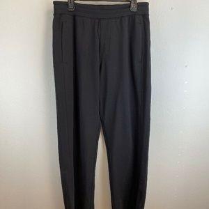 Lululemon Mens Kung Fu Pants L Large Regular Black